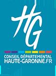 LOGO département de la Haute Garonne