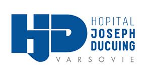 Logo Hopital Joseph ducuing