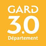 logo Département du Gard