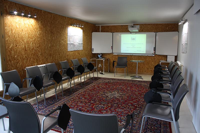 salle de réunion iac