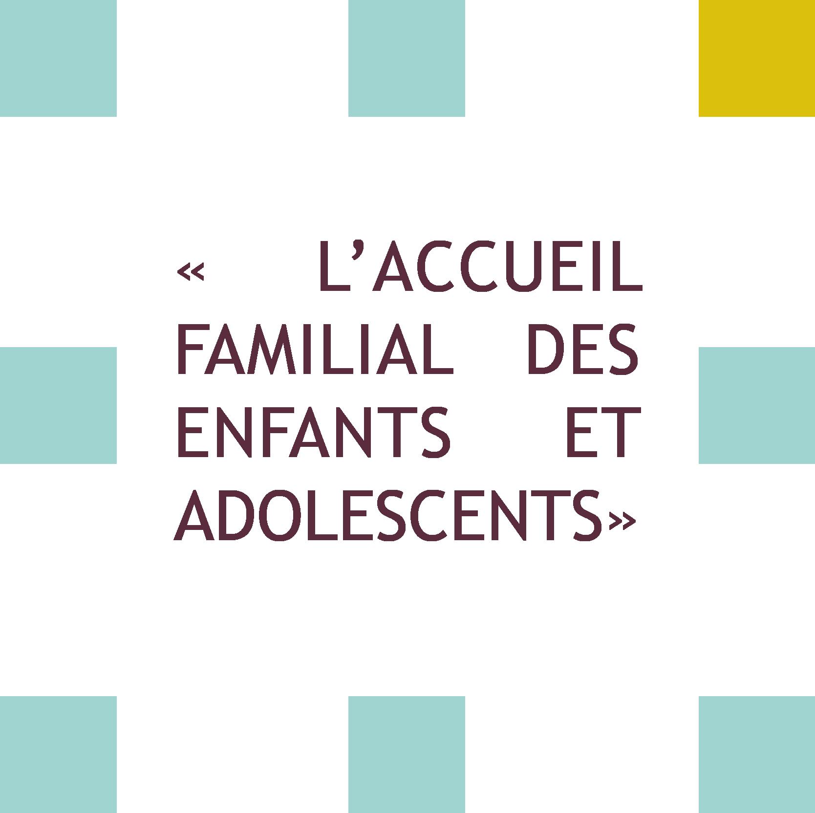 formation accueil familial des enfants et adolescents