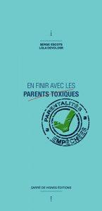 Couverture en finir avec les parents toxiques